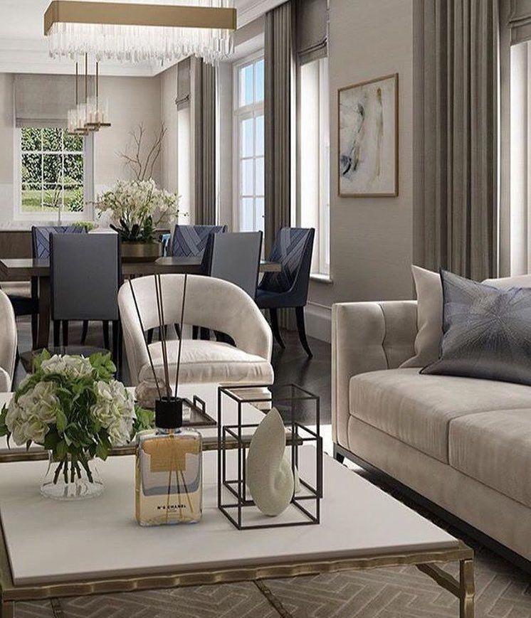 Contemporary Interior Design Ideas Luxury Living Room Elegant Living Room Decor Luxury Home Decor