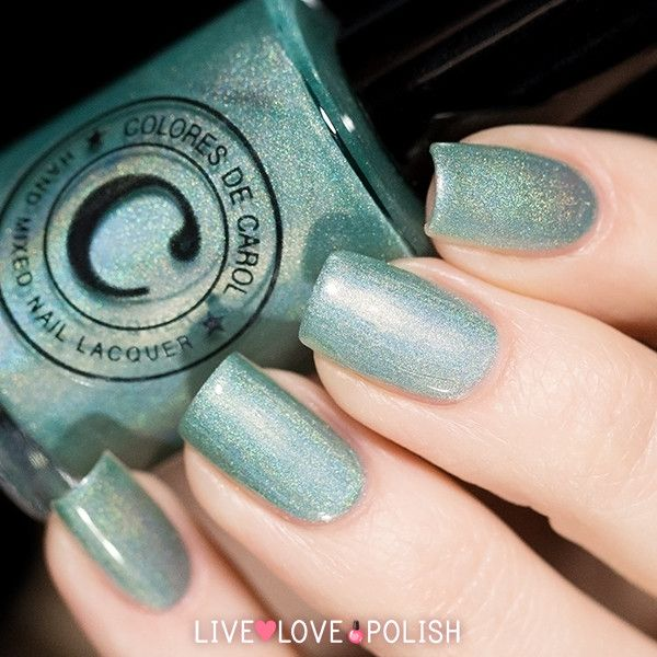 Colores de Carol Jade Nail Polish | Nail Art Community Pins ...