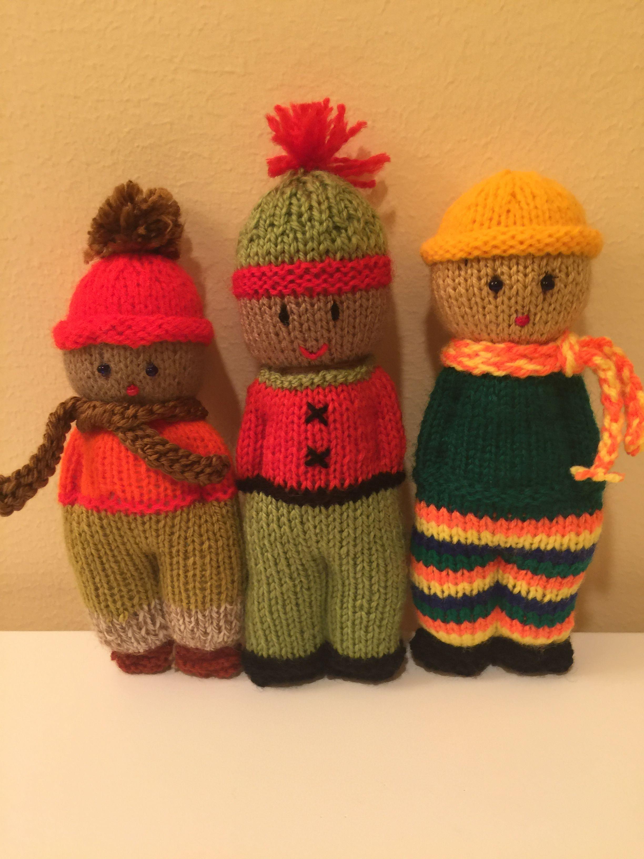Pin de Barb Euker en knitted toys n dolls | Pinterest | Muñecas ...