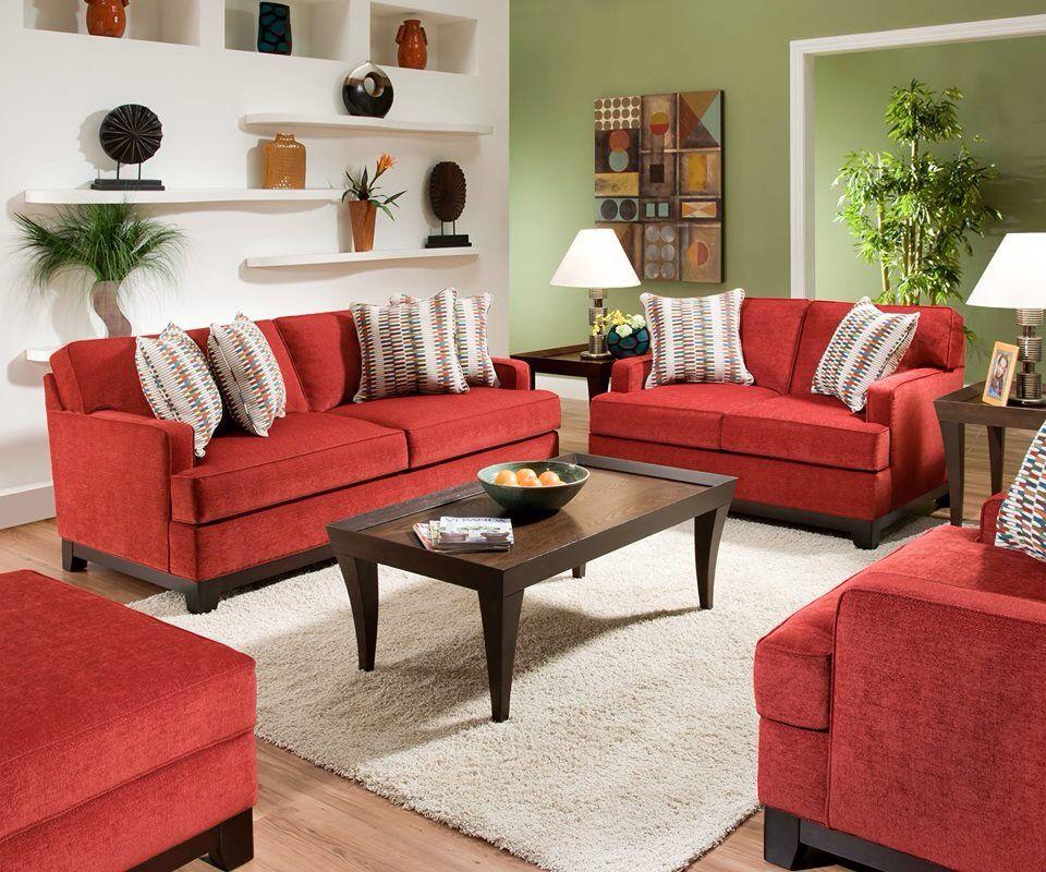 Juego de sala elegante y contempor neo salas pinterest for Living elegante