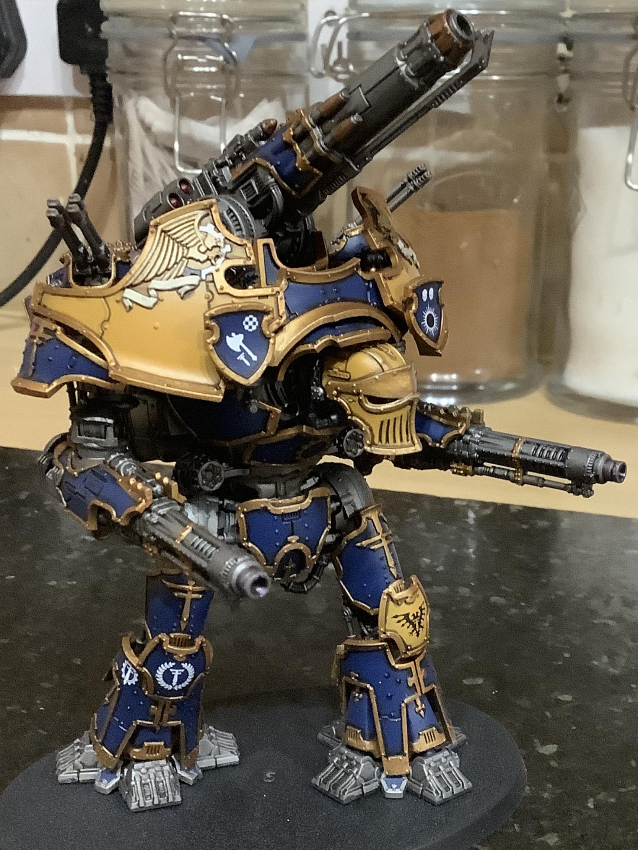 Legio Astorum Nemesis ready in 2020 Warhammer, Warhammer
