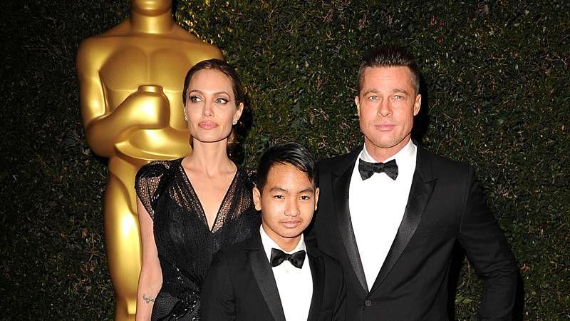 Brad Pitt Erschutterndes Drama Um Sohn Maddox Intouch Brad Pitt Hollywood Stars Drama