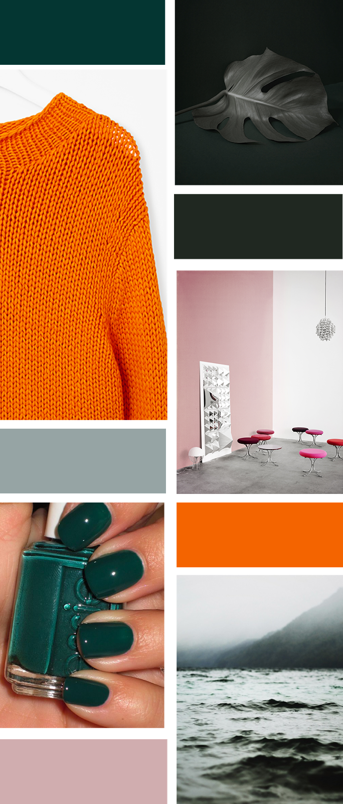 we are the figuettes: NOVEMBER COLOUR PALETTE //  L'automne et le froid ...