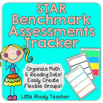 Star Benchmark Assessments Tracker  Student Data Math And Students
