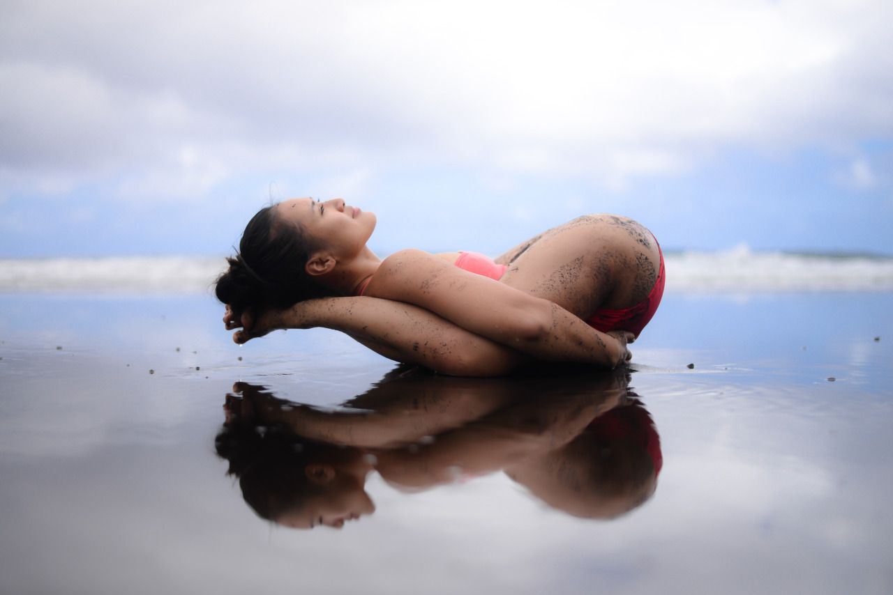 Yoganidrasana | Yogic Sleep PoseWaipio Valley | Valley of the ...