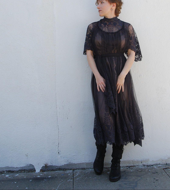 Victorian Gothic Dress