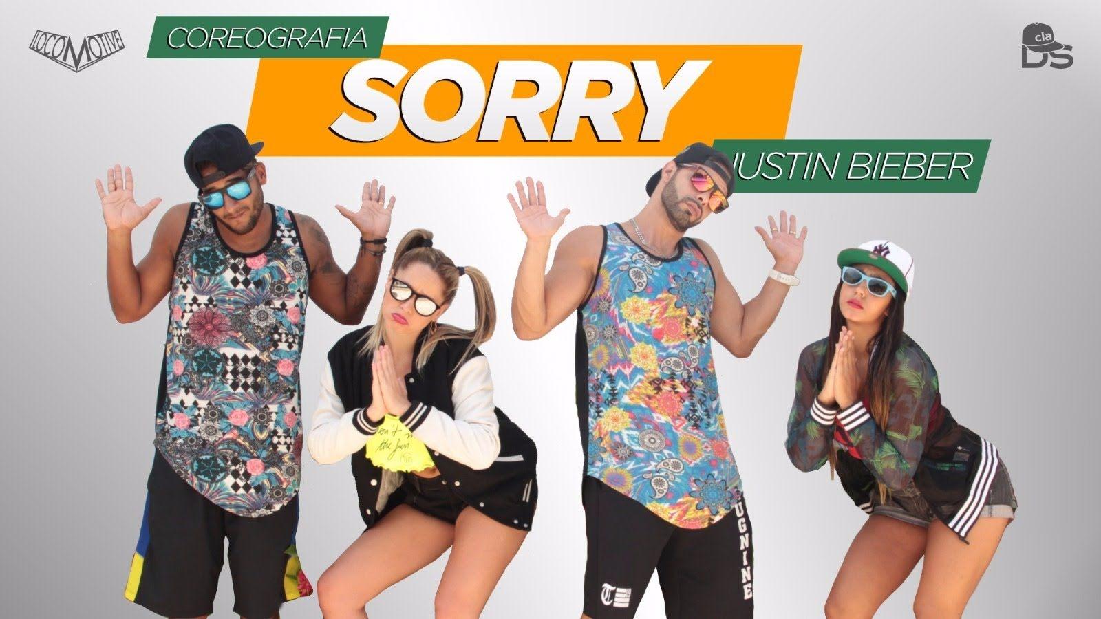 Sorry - Justin Bieber Cia. Daniel Saboya (Coreografia)