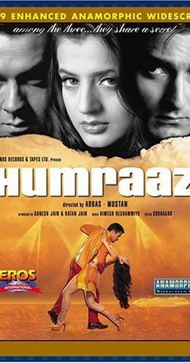 Humraaz 2002 Bollywood Movie Songs Romance Movies Bollywood Posters