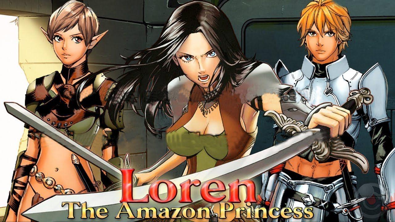 Loren Amazon Princess iPhone and iPad Gameplay! gameplay