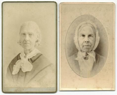 Angelina and Sarah Grimke - Born in Charleston, South Carolina, the Grimke sisters were Quakers and early, outspoken advocates of both abolitionism and women's rights.
