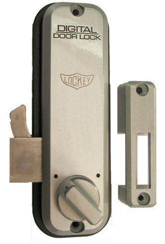 Lockey 2500   Products   Glass door lock, Door locks, Doors