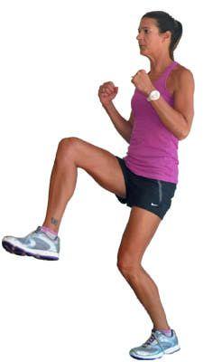 highintensity tabata cardio workout  circuit workout