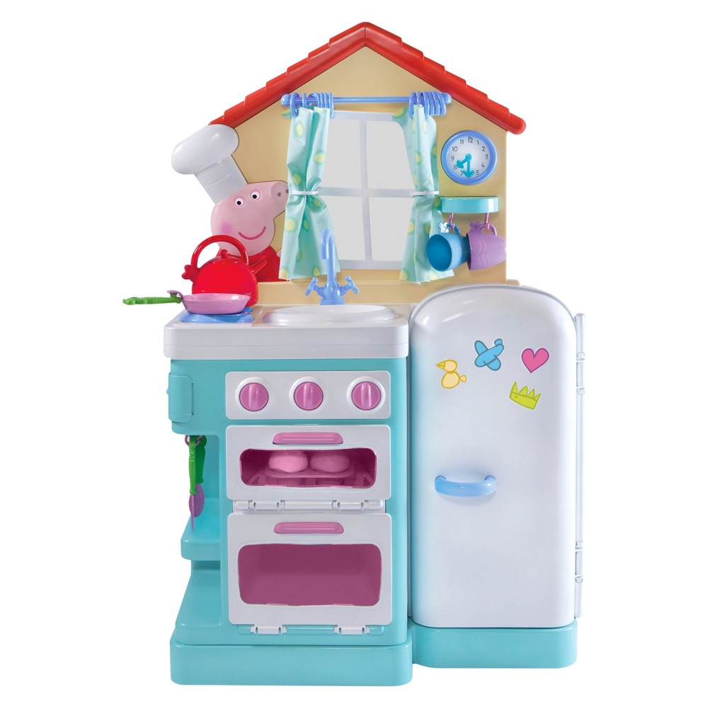 Peppa Pig Giggle & Bake Kitchen Playset | Products