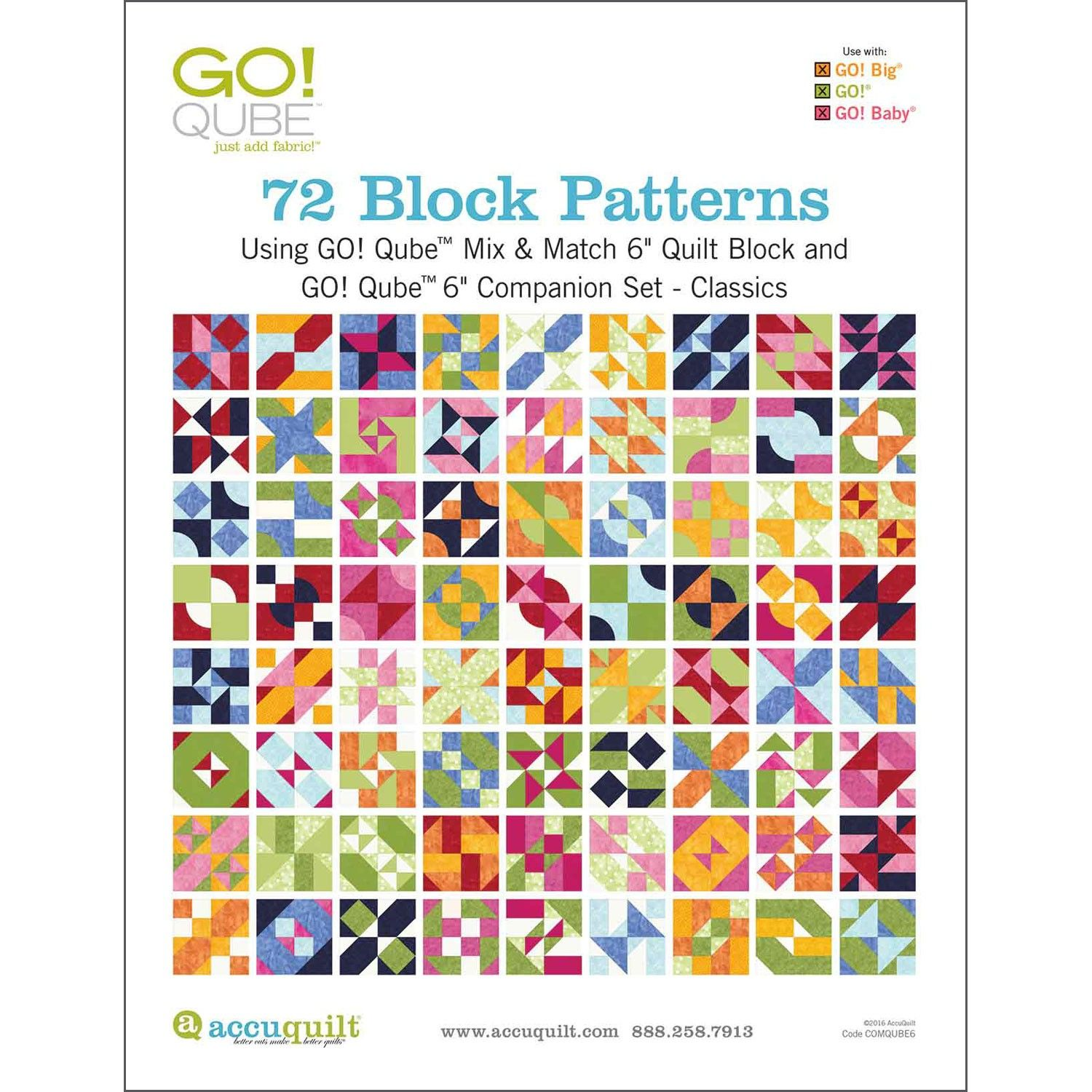This Is A Must Have Pattern Booklet You Get 72 Free Block