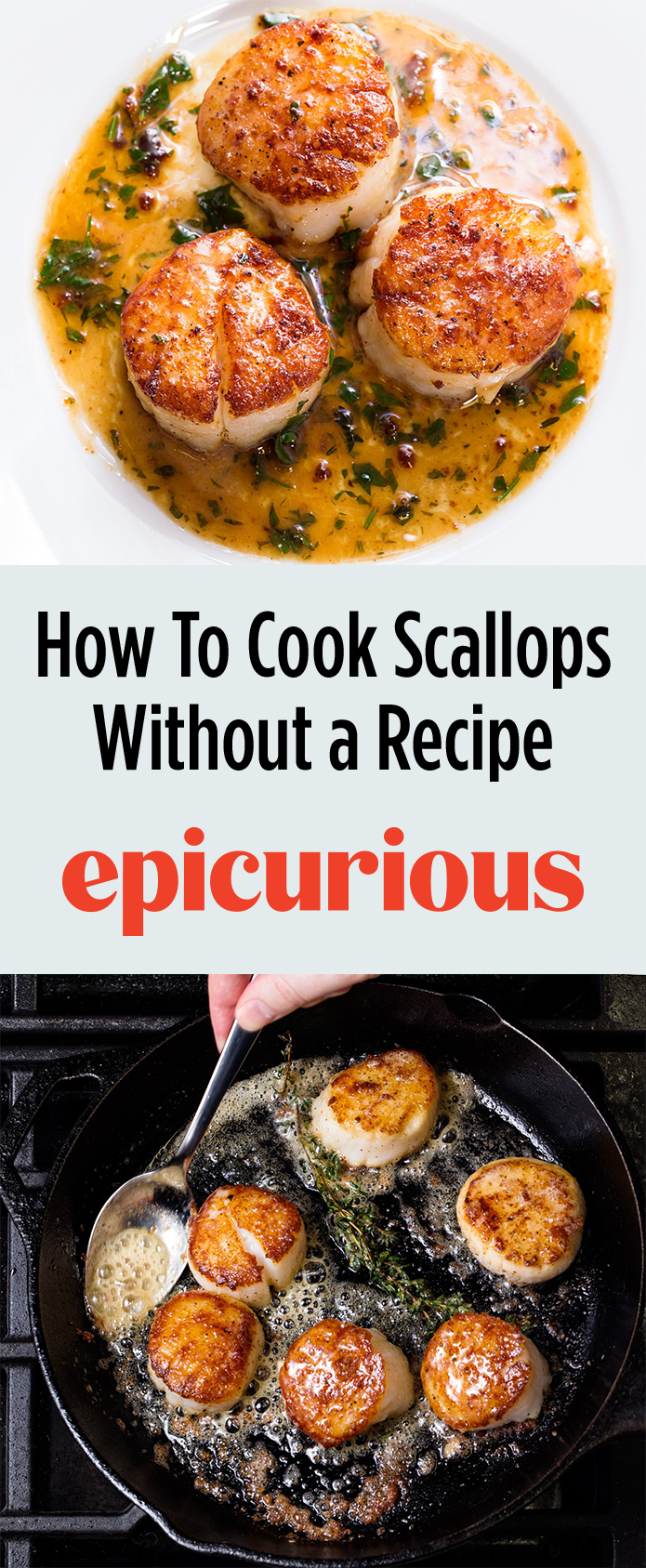 Impressive pan seared scallops dont require a recipe epicurious impressive pan seared scallops dont require a recipe epicurious seafoodrecipes forumfinder Choice Image