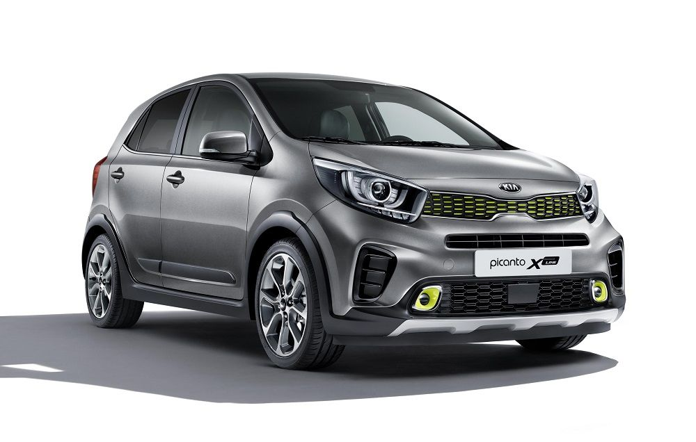The Impressive New Generation Kia Picanto Is Set To Get A Bit Of A