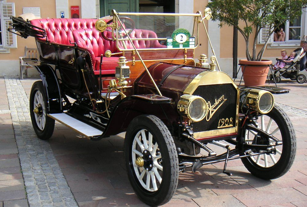 Jackson Model H30 Touring   Obscure Vintage Automobiles From The USA ...