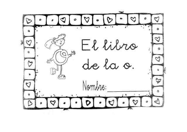 FICHAS DE LA VOCAL O