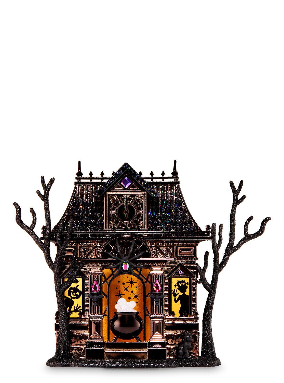 Haunted House Nightlight Projector Wallflowers Fragrance