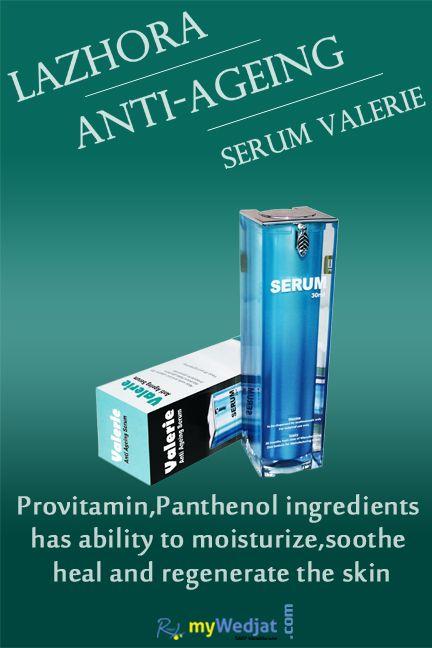 Lazhora Anti Ageing Serum Valerie 30ml Anti Ageing Serum With