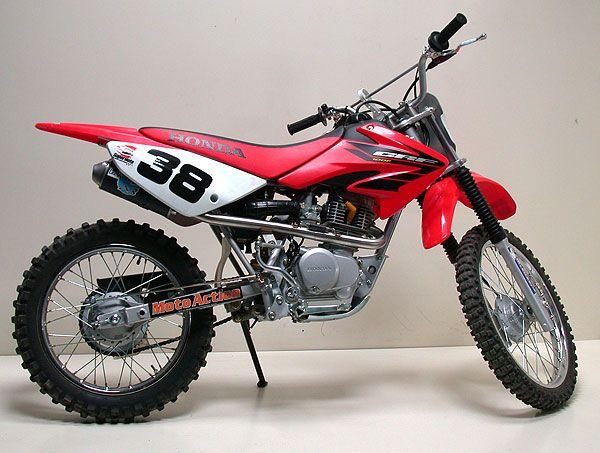 Honda Crf 100 Dirt Bike Gear Dirt Bikes Pit Bike