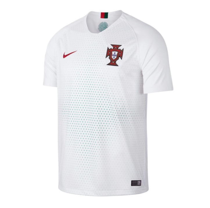 b40b964ef Portugal 2018 World Cup Away Men Soccer Jersey Personalized Name and Numbe