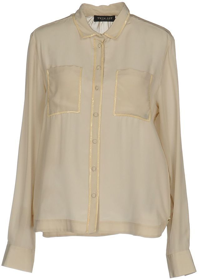 SHIRTS - Blouses Twin-Set Perfect ozaHr