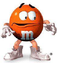 Paranoid? Orange