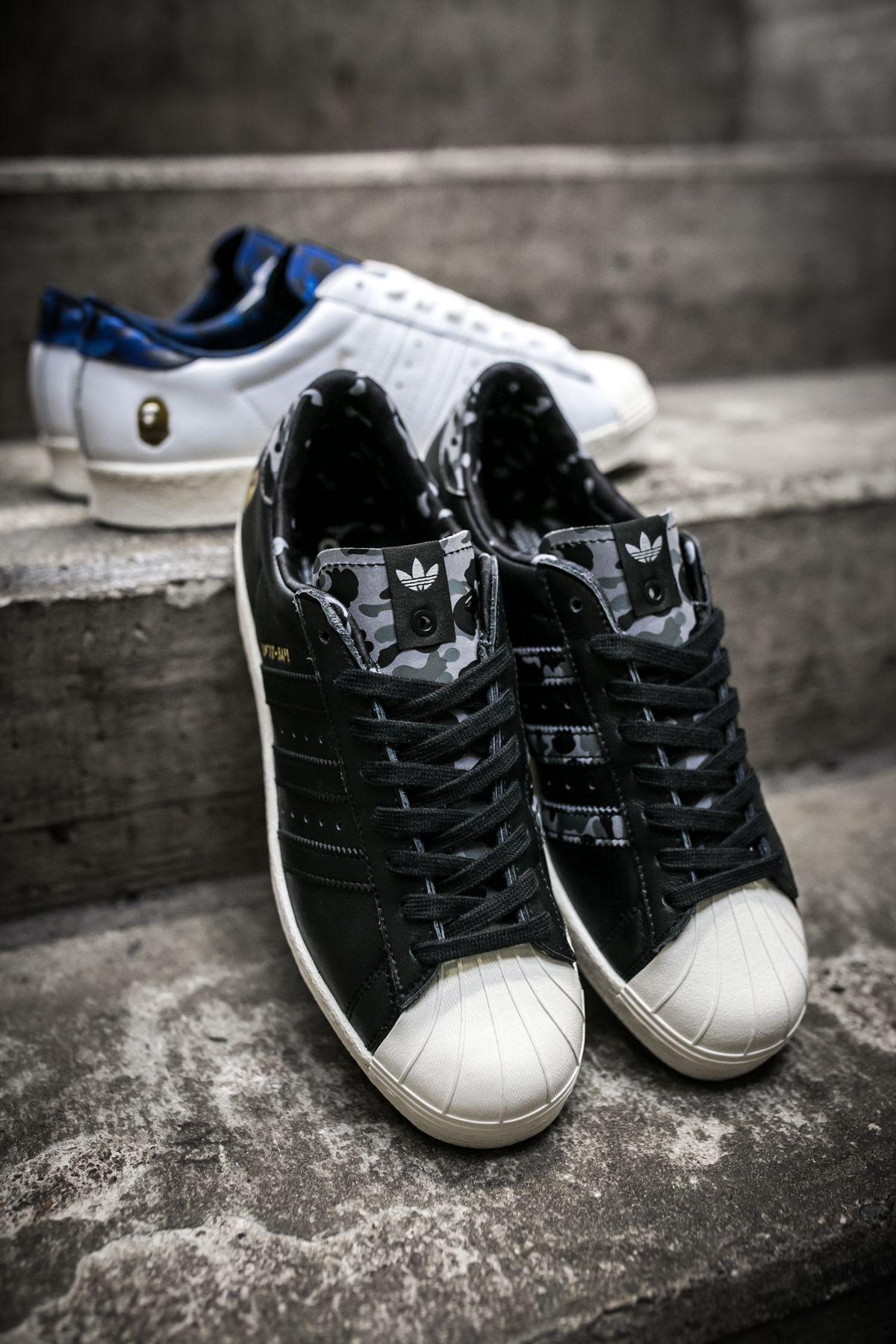 new arrival 42639 c2a68 BAPE x UNDFTD x adidas Consortium Superstar 80s   Street ...