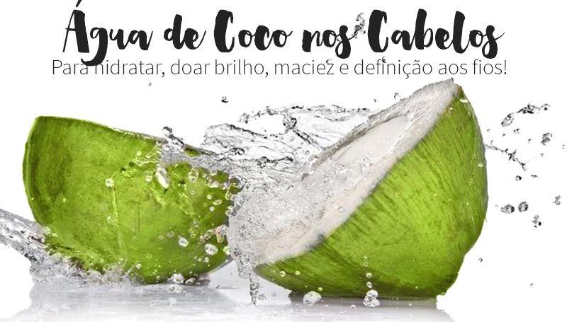 Agua De Coco Nos Cabelos E Tudo De Bom Instagram Jurovalendo