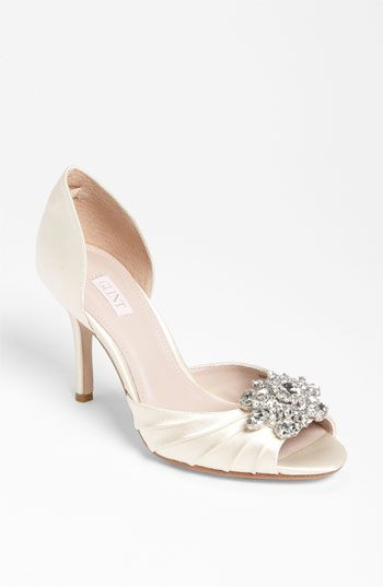 I Want This Shoe Or Similar But Blue For My Wedding Glint Radiance Pump Available At Nordstrom Bridal Shoes Wedding Boots Bridal Wedding Shoes
