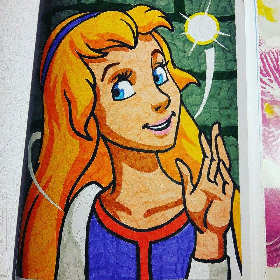 Taram et le chaudron magique Disney  Taram et le chaudron magique