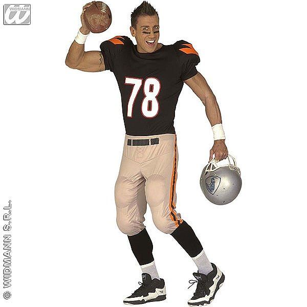 Disfraz De Jugador Futbol Americano Christydisfraces Es Football Player Costume Football Costume Sports Costume