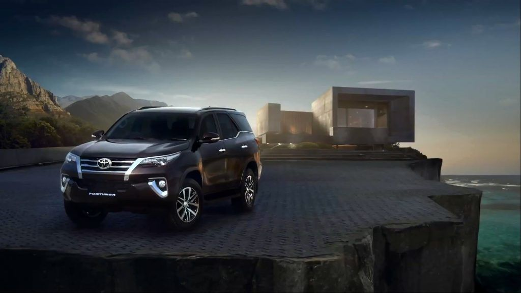 Cool Toyota Fortuner 2016 Hd Wallpaper 4735 Download Page