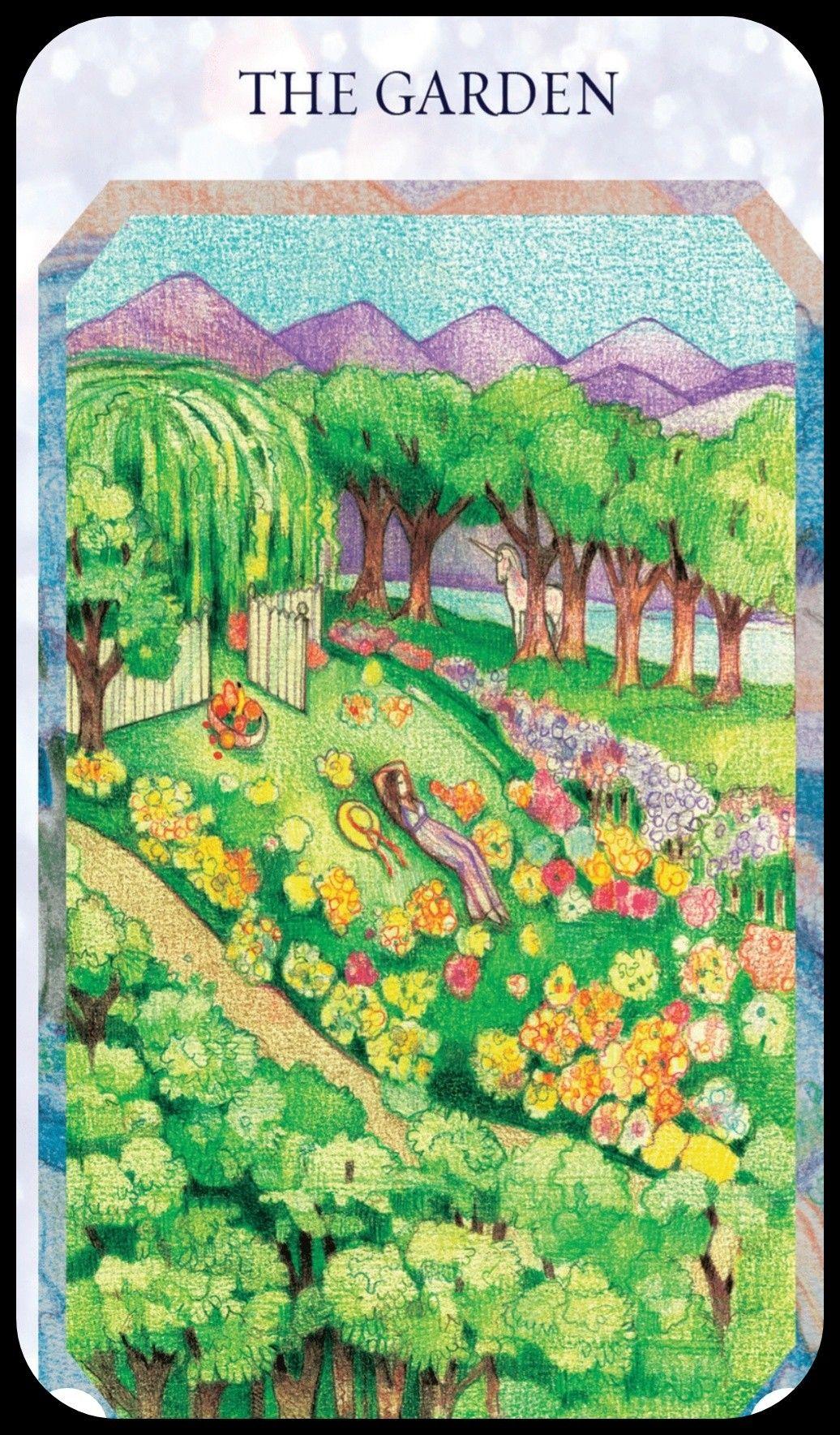 True Love Reading Cards The Garden Goddess Magic