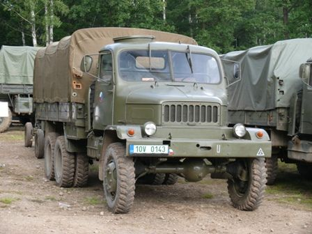 Valník | Staré náklaďáky