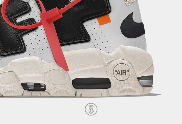 coupon codes large discount sale online Off-White x Nike Air More Uptempo The Twelve | STYL3Z Guide ...