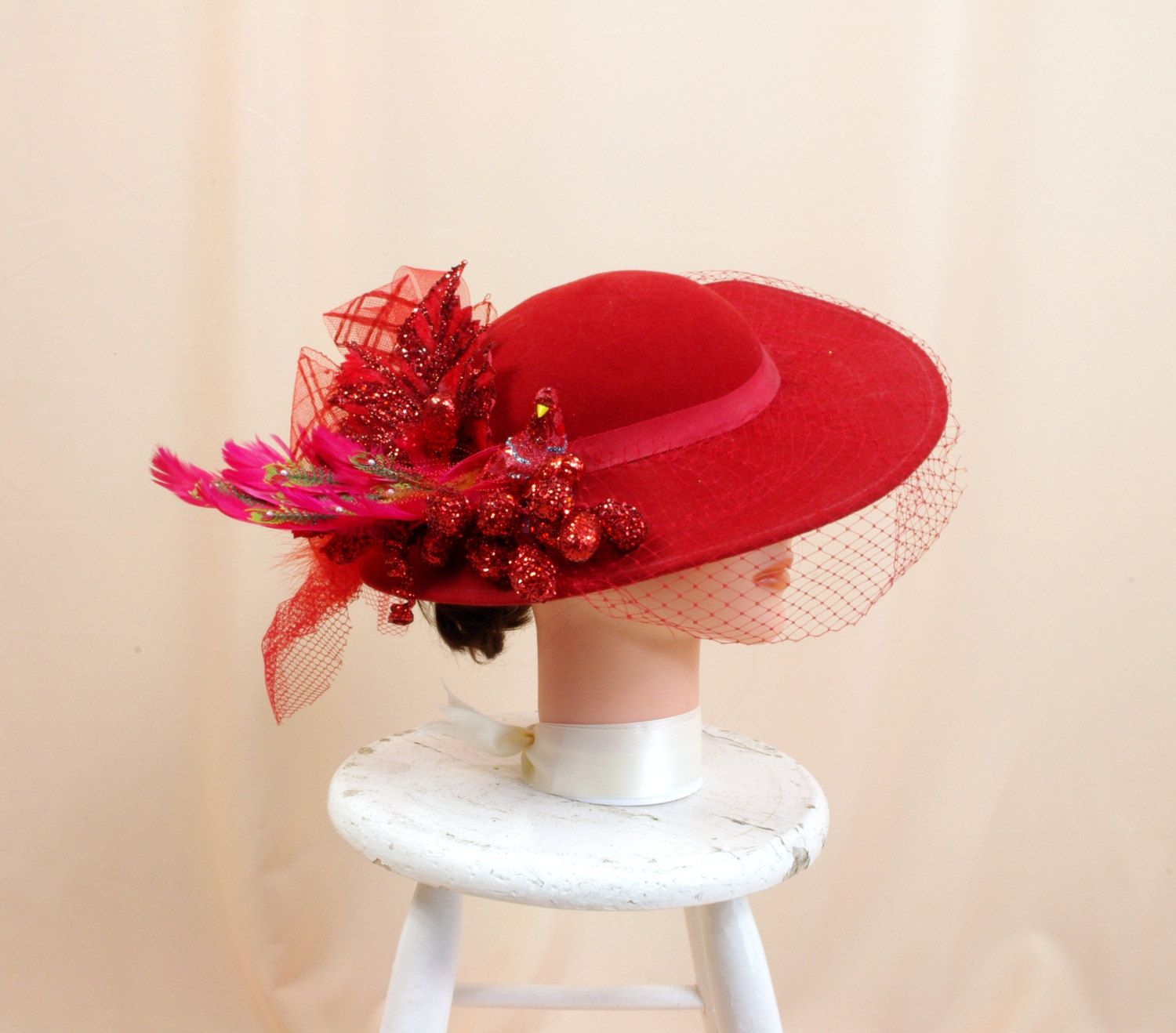 Beautiful Easter Sunday Hats That'll Complete Your Holiday ...  |Christmas Derby Hats