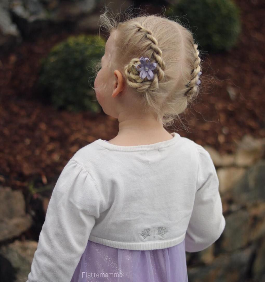Watch 40 Cool Hairstyles for Little Girls on Any Occasion video