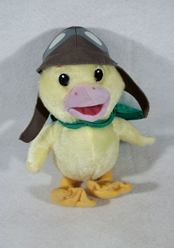 Ty Ming Ming The Duck Yellow Beanie Baby Wonder Pet Promotion Beanbag 8 Ty Wonder Pets Yellow Beanie Pets