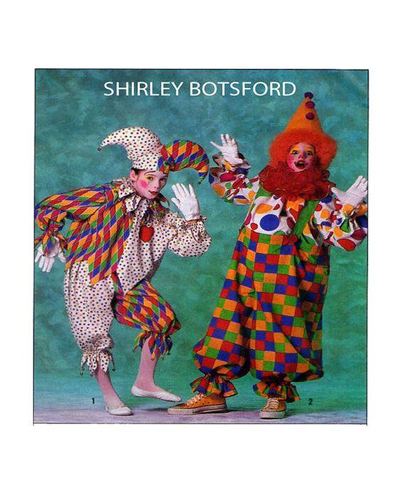 SHIRLEY BOTSFORD, Halloween Costume, Sewing Pattern, Simplicity 9345 ...