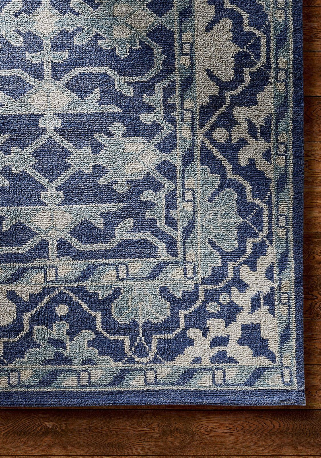 Monterey Hand Knotted Area Rug Frontgate Rugs On Carpet Oriental Rug Rug Design