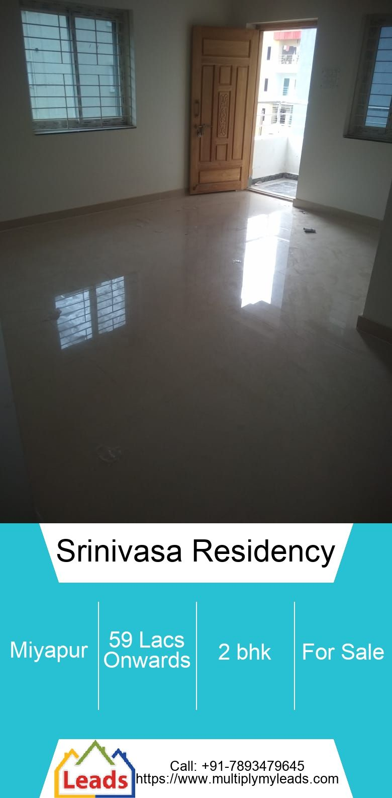 2 Bhk Residential Flat For Sale 59 0 Lakhs In Srinivasa Residency Miyapur 1100 0 Sq Feet The Built Up Area Of Property Is 1100 In 2020 Property Resident Dining Hall