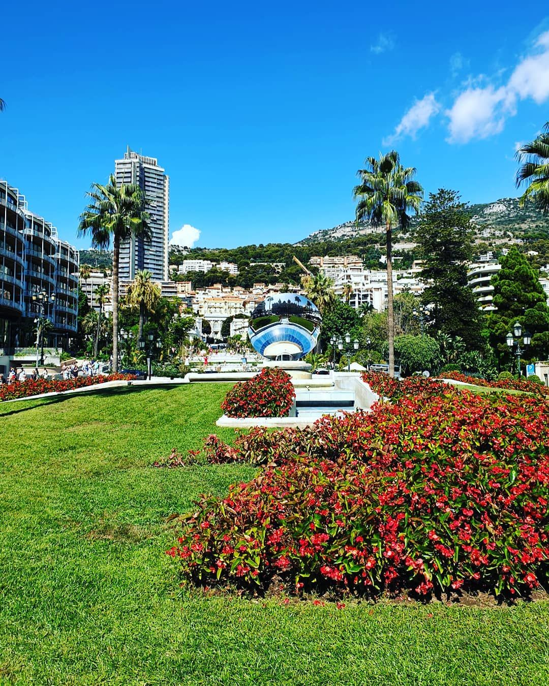 Monte Carlo Garden