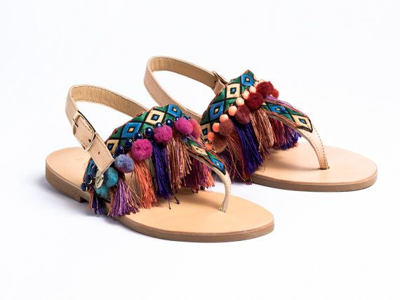 By To Etsy Dizzy Order Handmade Parrot Sandals Elinalinardaki On cTFK3l1J