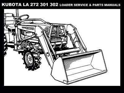 (Advertisement eBay) KUBOTA LA272 LA391 LA392 WORKSHOP