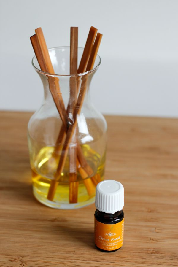 How To Make A Diy Reed Diffuser Essential Oils Diy