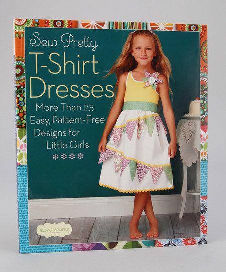 What a cute skirt!!! Sew Pretty T-Shirt Dresses Paperback