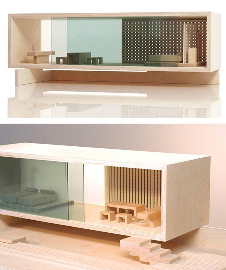 Doll House 04 Diseno Moderno De Casas Casa Moderna Diseno Para El Hogar