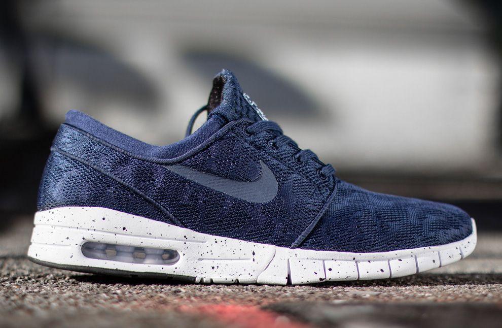 Nike Sb Stefan Janoski Max Shoes Blue